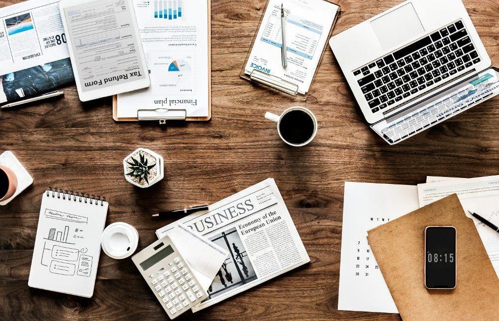 Sisältömarkkinoijan työpöytä